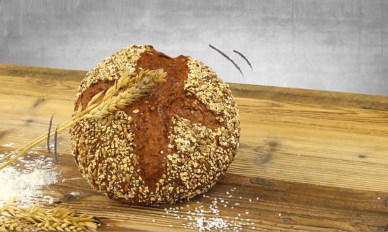 Apfelessig Brot